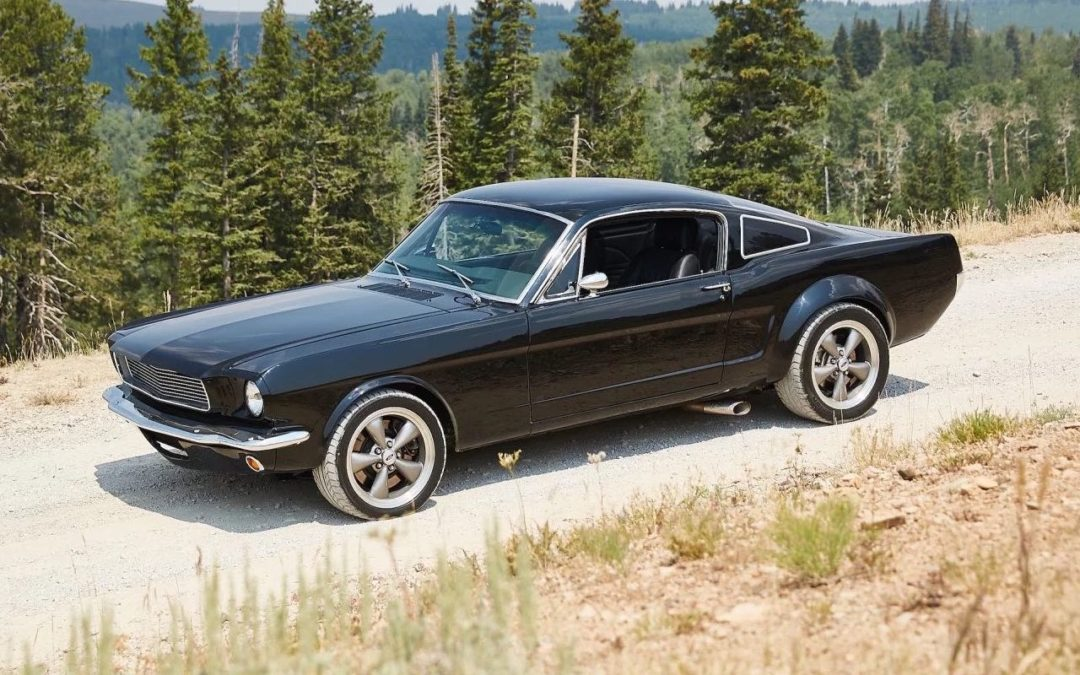 '65 Ford Mustang SVT… Restomod pour Dempsey !