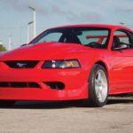 Ford Mustang SVT Cobra R... Ringarde ?