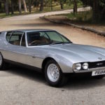 Jaguar Pirana - London made in Bertone...