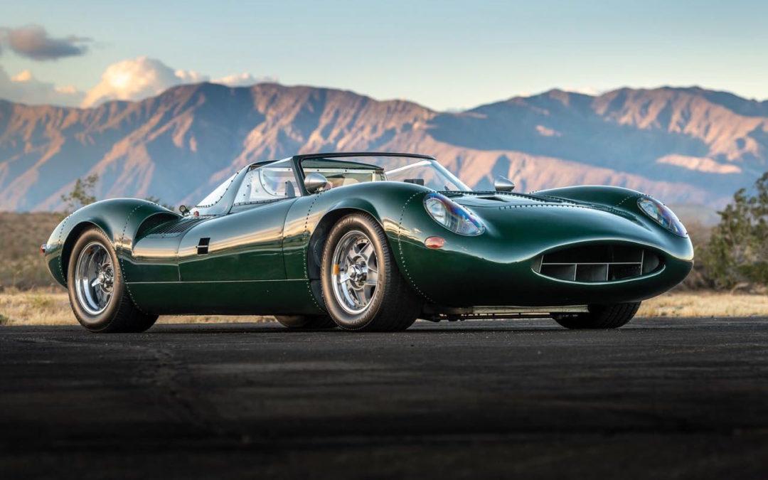 Jaguar XJ13… Unlucky Number !