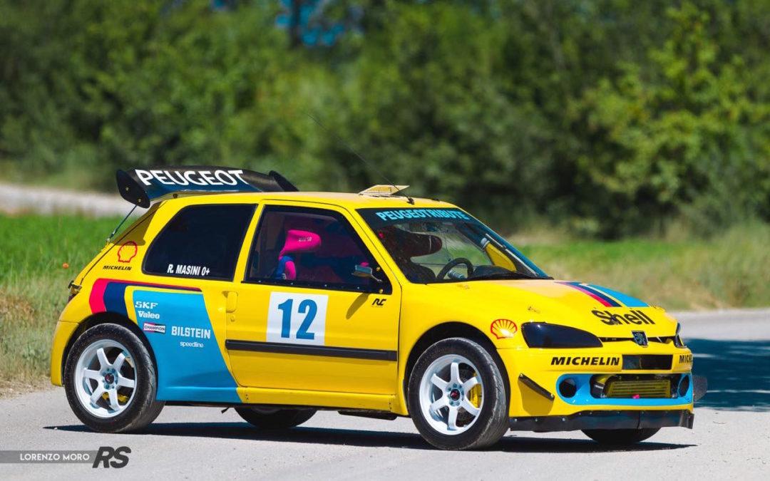 Peugeot 106 Rallye… presque T16 !