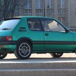 Peugeot 205 Griffe... Quand Todt voit vert !