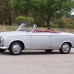 Peugeot 403 Cabriolet - En toute simplicité...