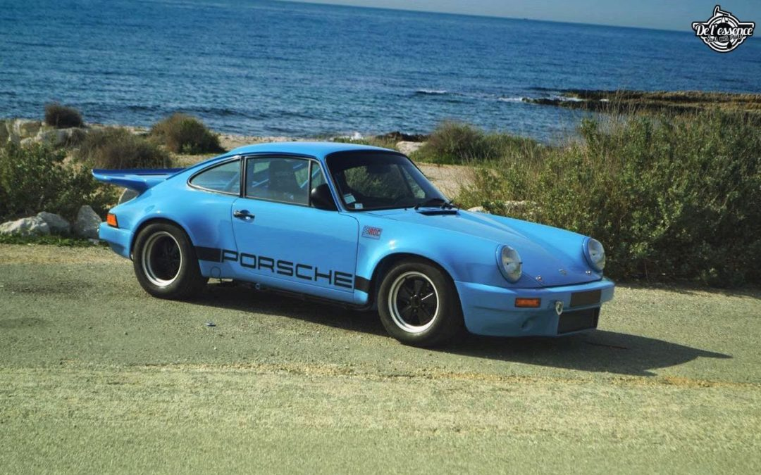Porsche 911 RS IROC Replica… Level Master !
