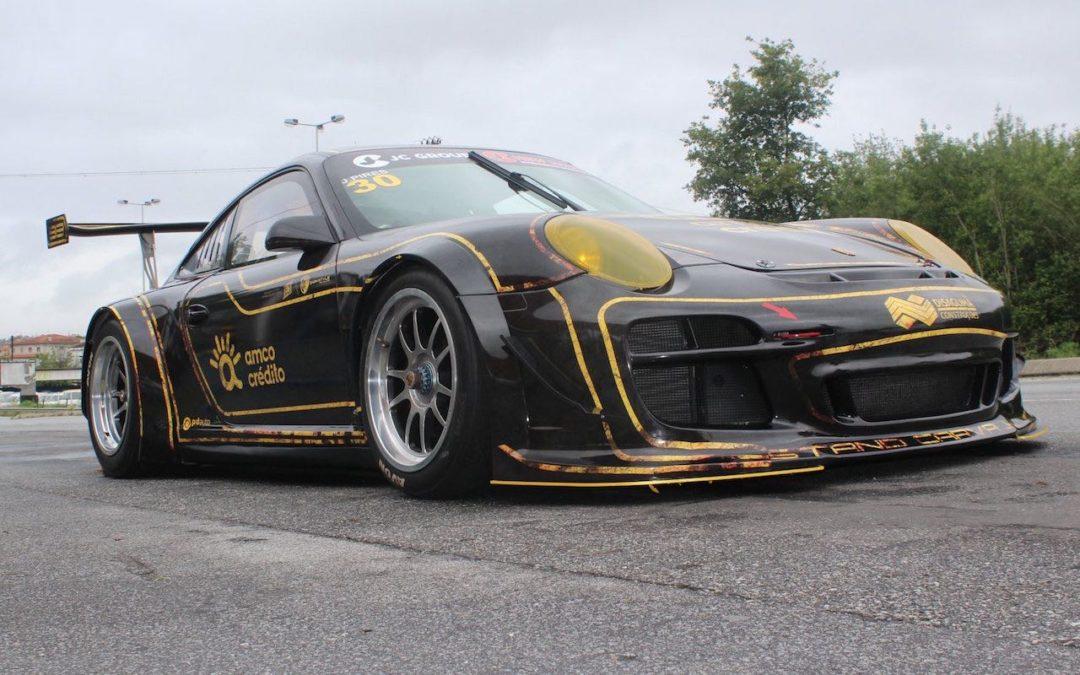 Hillclimb Monster : Porsche 911 GT3 R 4.0… C'est sérieux là !