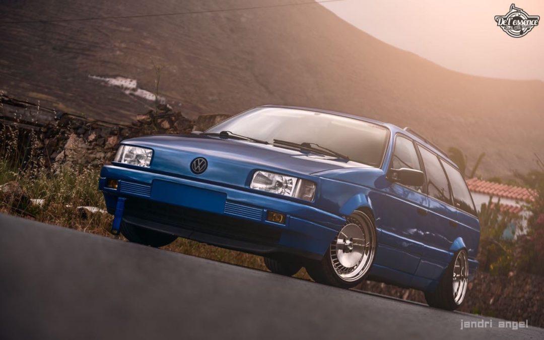 VW Break Passat… VR6 ! Elle est parfaite.