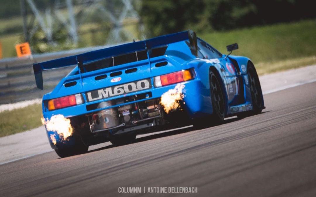 Engine Sound : Venturi 600 LM GT1… Ceci est un PRV !