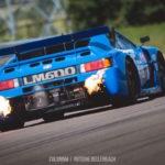 Engine Sound : Venturi 600 LM GT1... Ceci est un PRV !