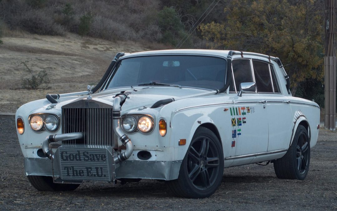 Rolls Royce Silver Shadow – The Trolls Royce !
