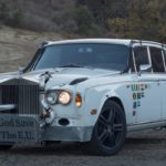 Rolls Royce Silver Shadow - The Trolls Royce !