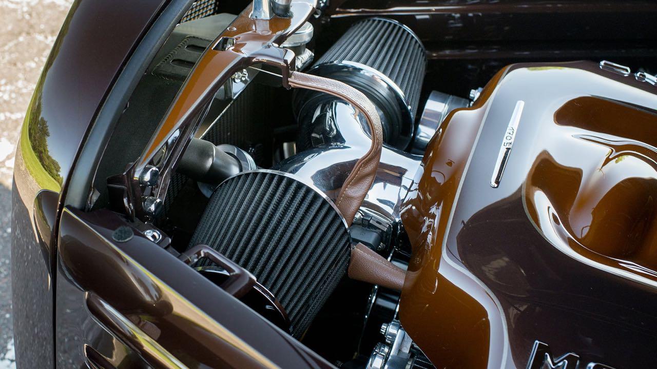 '52 Mercedes 170 S Custom... A star is born ! 12