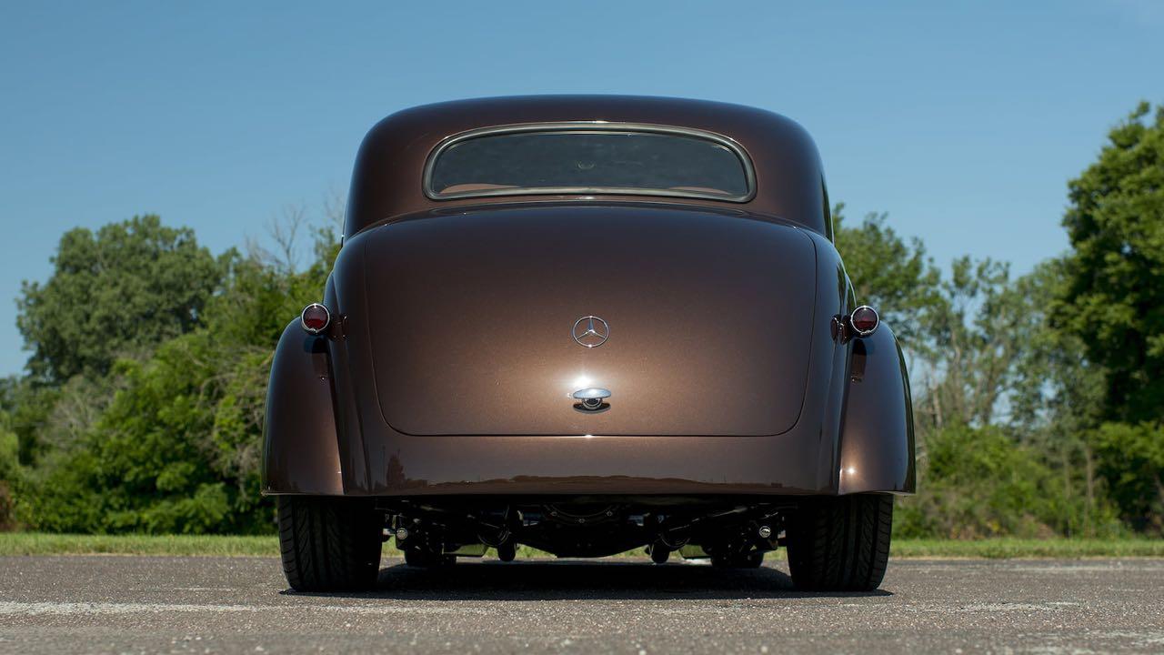 '52 Mercedes 170 S Custom... A star is born ! 4