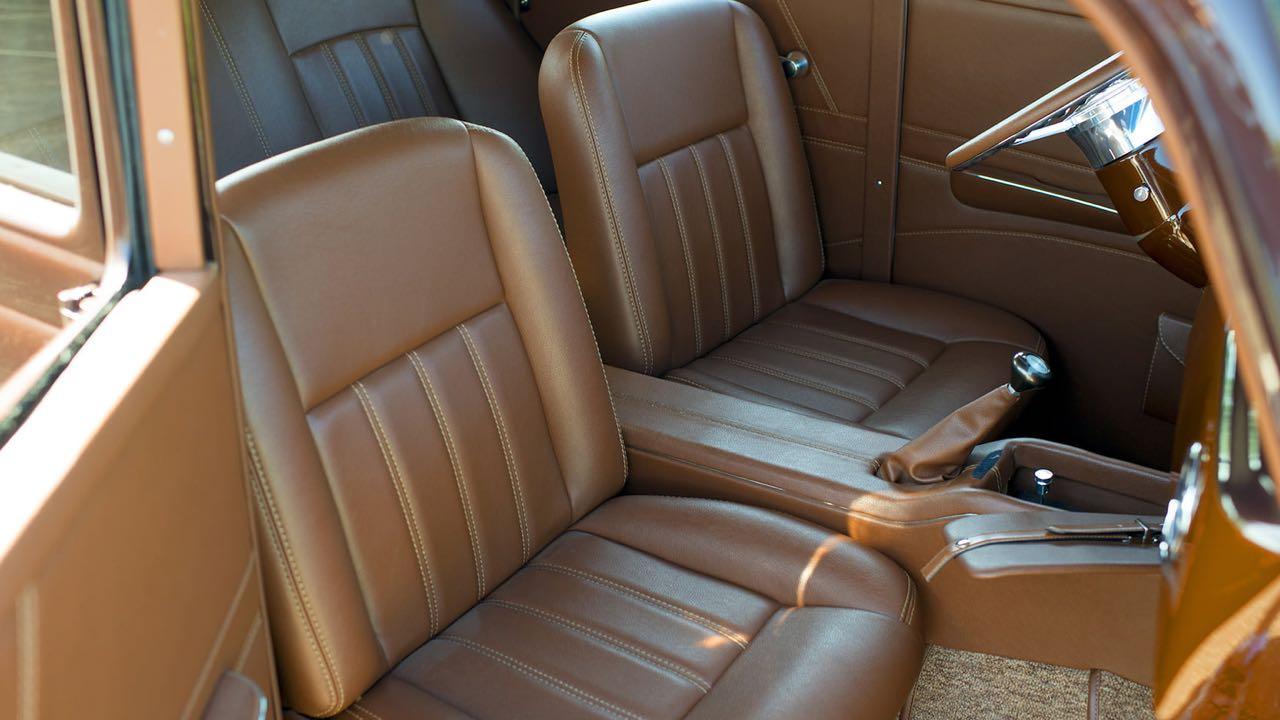 '52 Mercedes 170 S Custom... A star is born ! 8