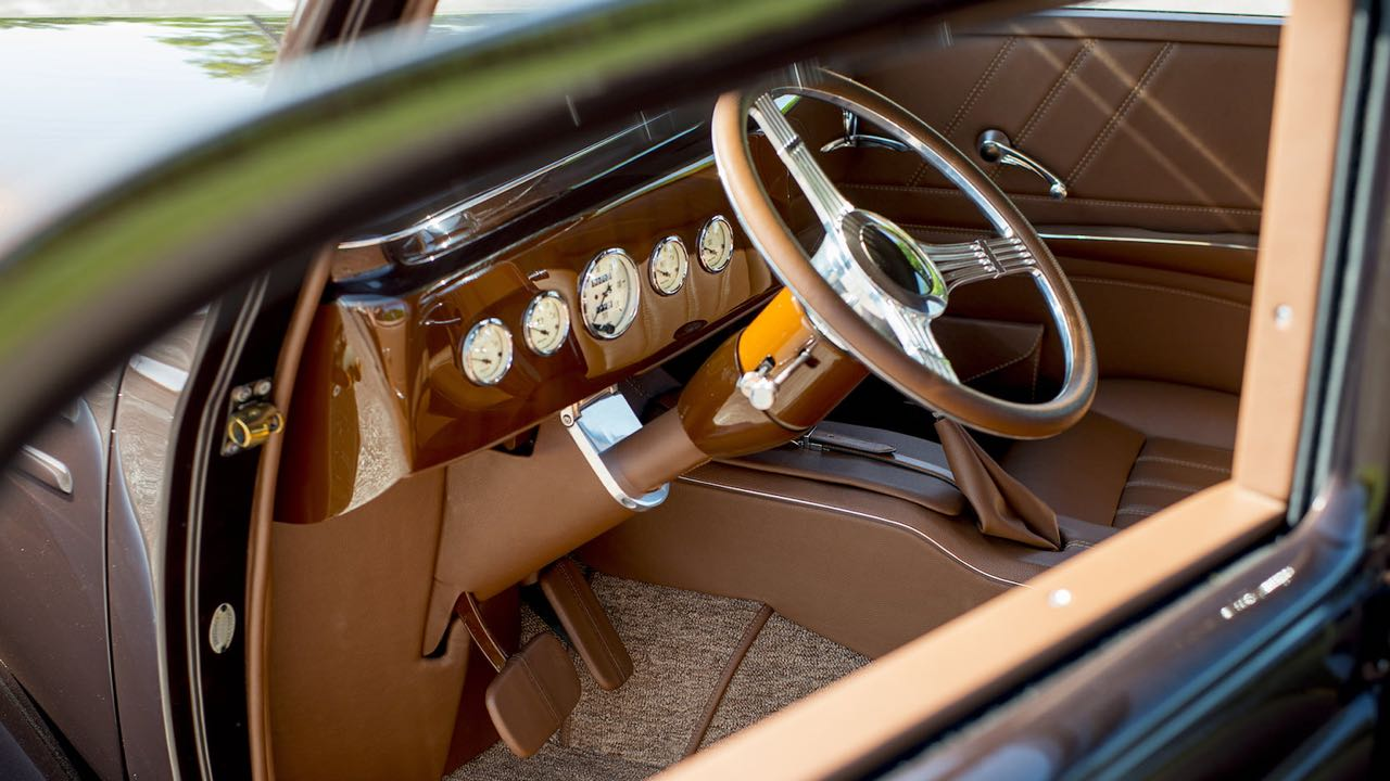'52 Mercedes 170 S Custom... A star is born ! 7