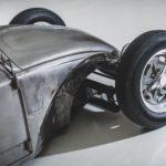 "'56 VW Beetle Outlaw ""Death"" by Franz Muhr - Heavy Metal ! 14"