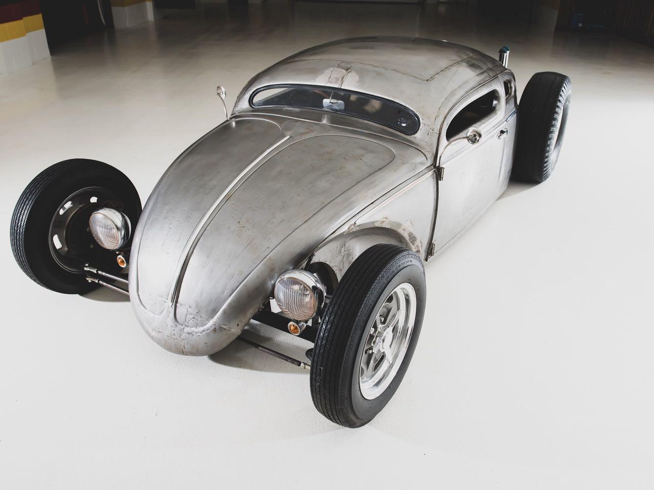 "'56 VW Beetle Outlaw ""Death"" by Franz Muhr - Heavy Metal ! 1"