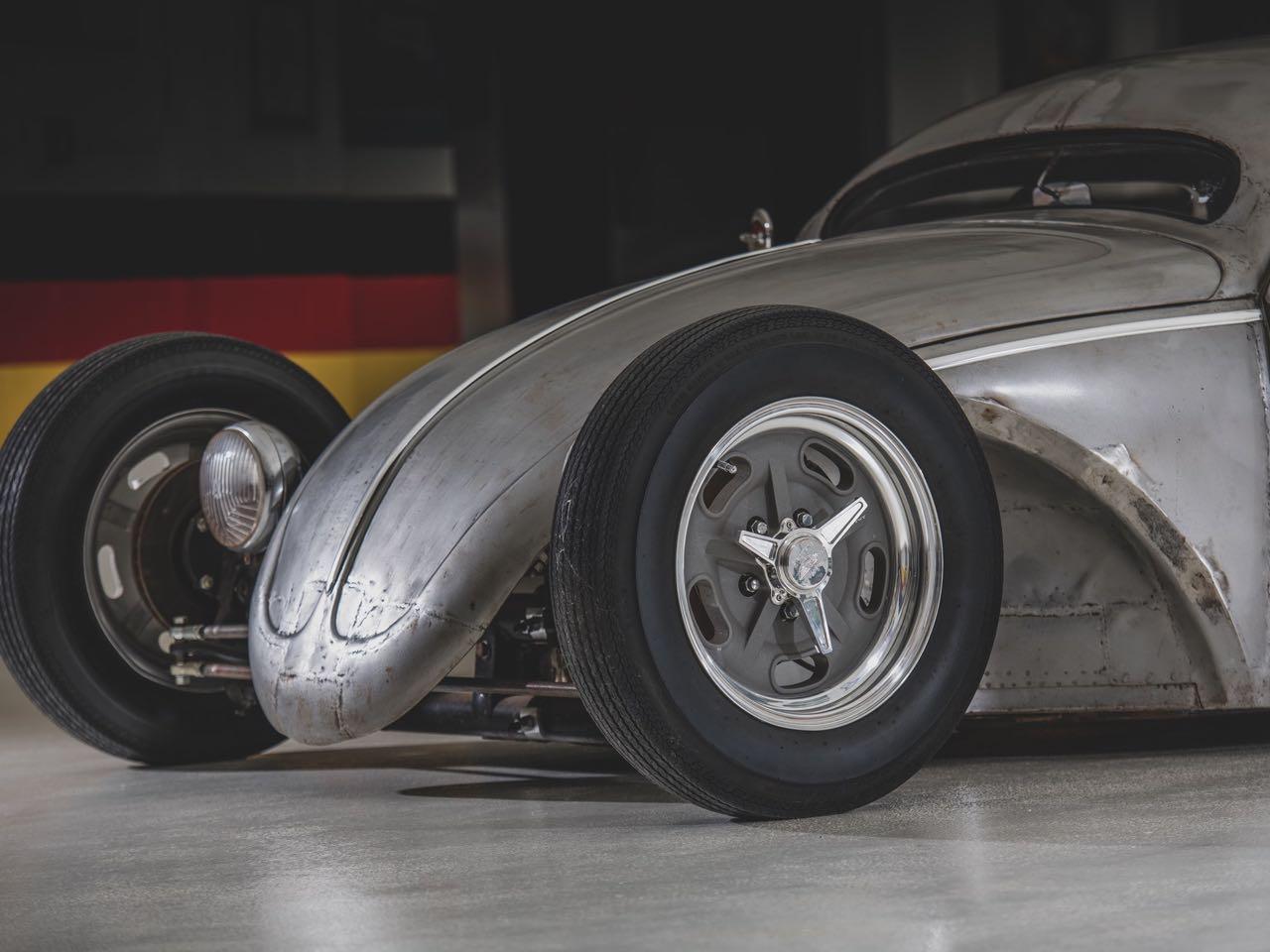 "'56 VW Beetle Outlaw ""Death"" by Franz Muhr - Heavy Metal ! 2"