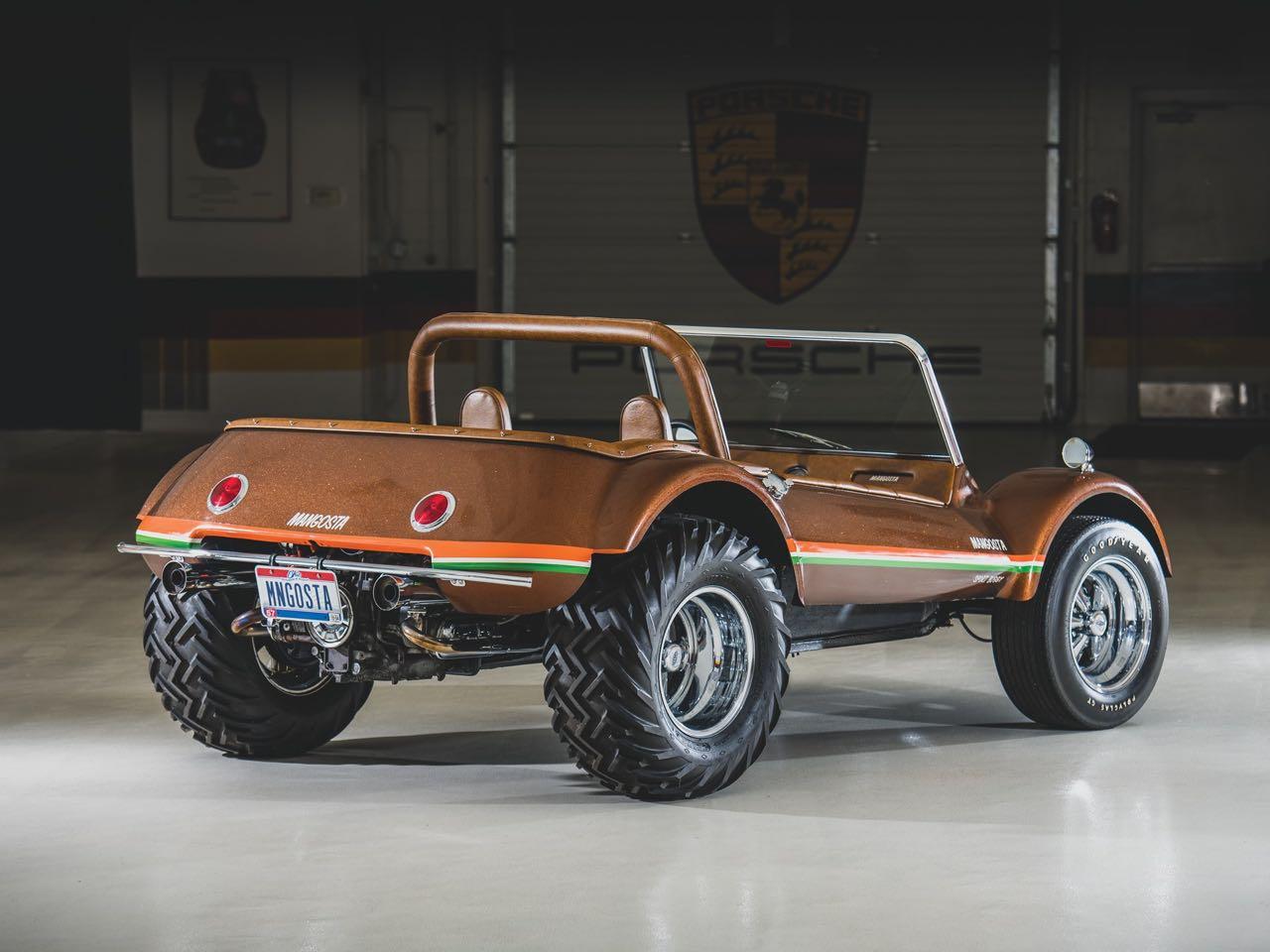 1971 Mangosta Sport Buggy - Délire V.I.P ! 13