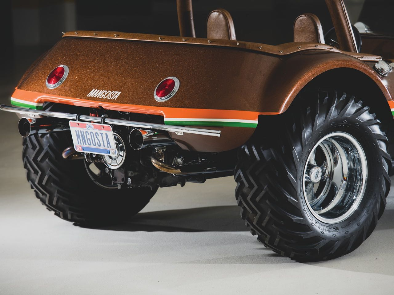 1971 Mangosta Sport Buggy - Délire V.I.P ! 8