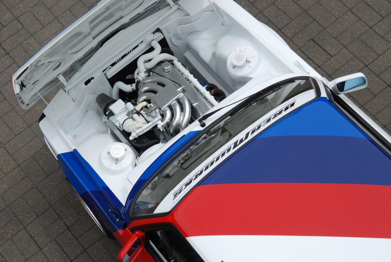 BMW 327i E21... Street car radicale par Dreamworks Cartuning ! 4