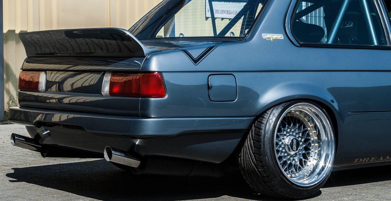 BMW 328i E21... Perfection signée Dreamworks Cartuning ! 4