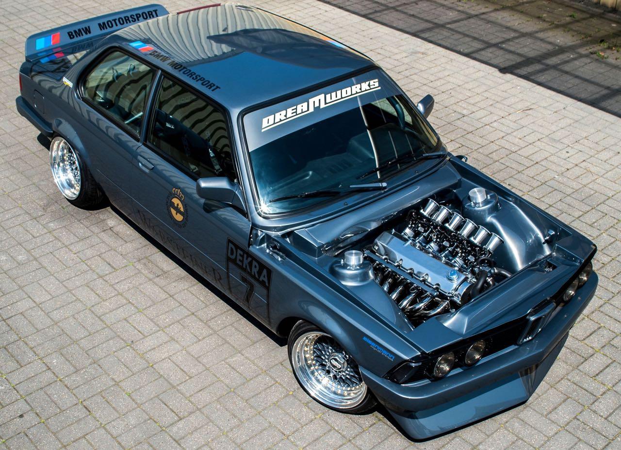 BMW 328i E21... Perfection signée Dreamworks Cartuning ! 1
