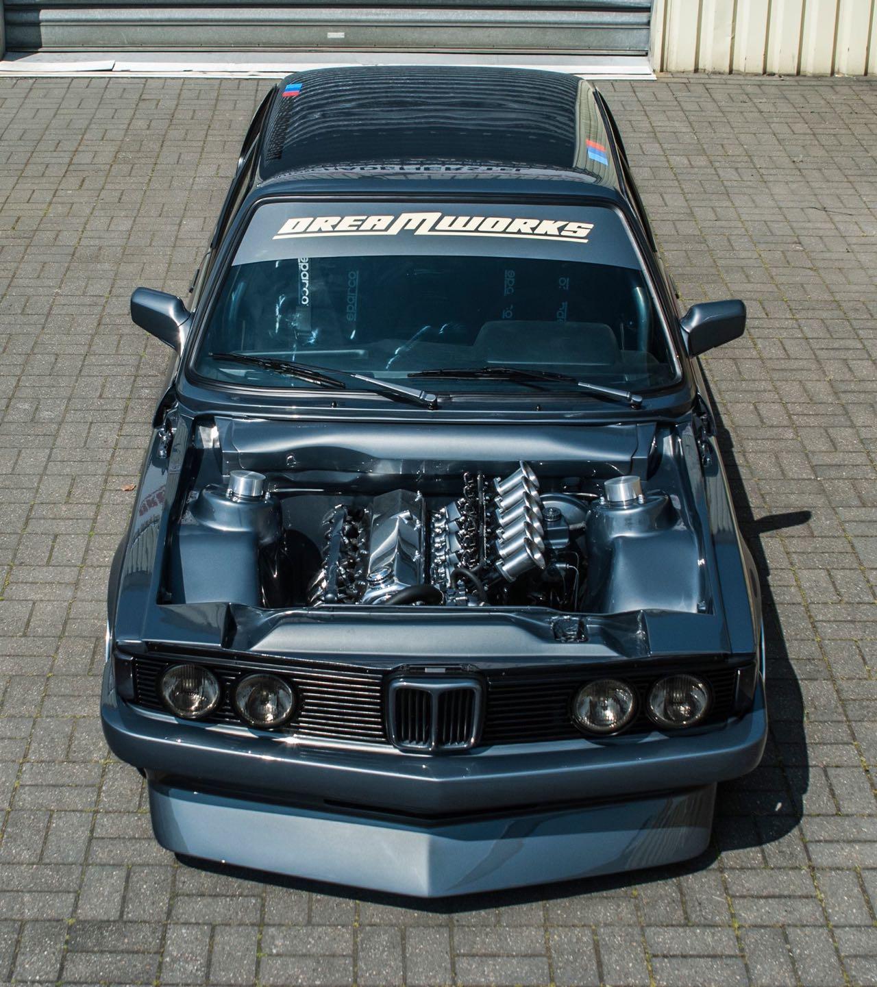 BMW 328i E21... Perfection signée Dreamworks Cartuning ! 11