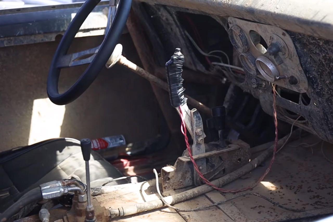 The Mudmaro : La fusion d'un Hummer H1 et d'une Camaro ! 7