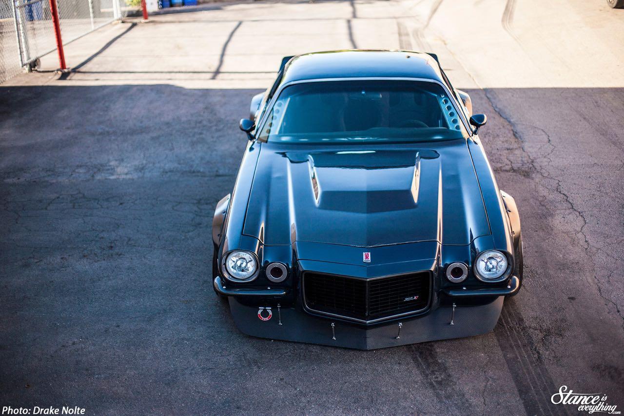 '70 Chevrolet Camaro restomod... Prête pour la guerre ! 5