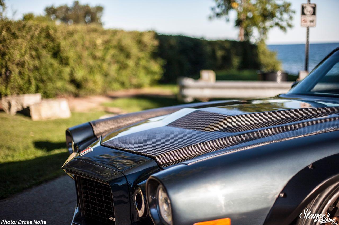 '70 Chevrolet Camaro restomod... Prête pour la guerre ! 10