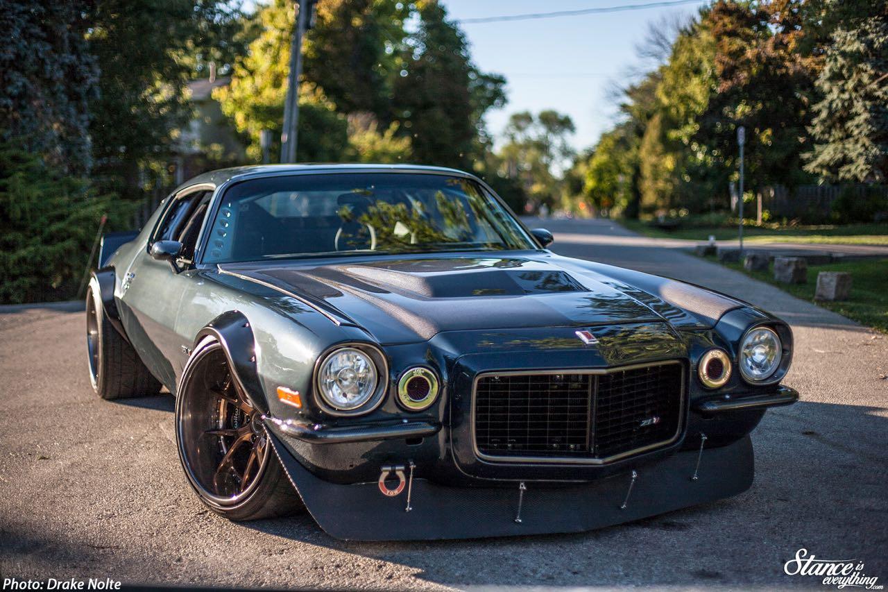 '70 Chevrolet Camaro restomod... Prête pour la guerre ! 6