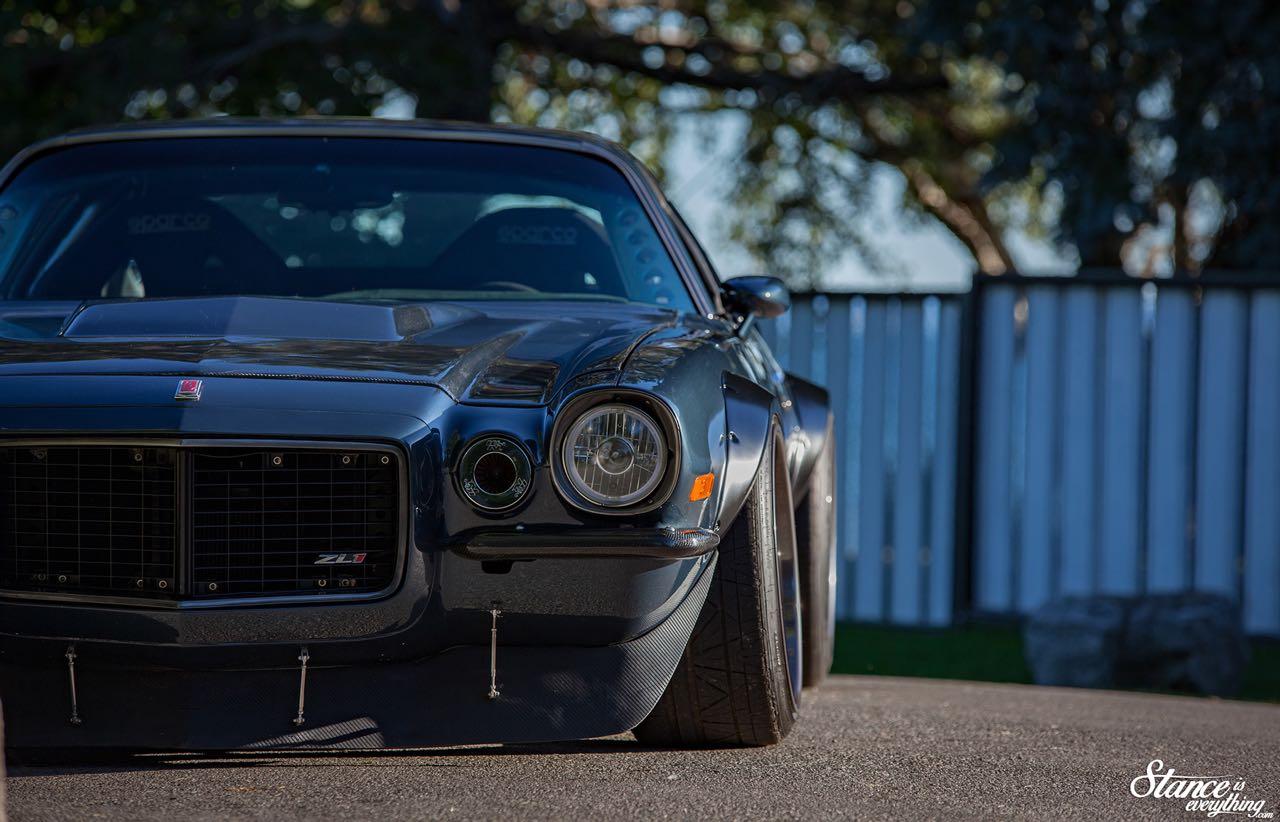 '70 Chevrolet Camaro restomod... Prête pour la guerre ! 3