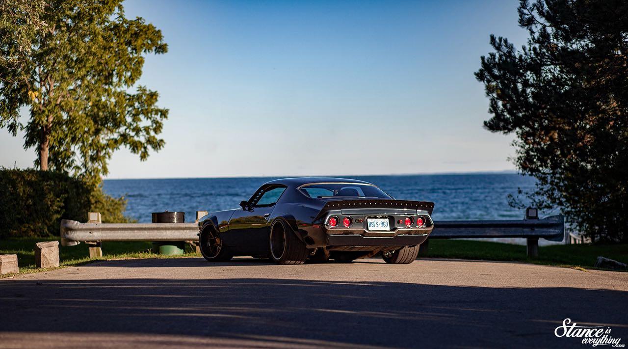 '70 Chevrolet Camaro restomod... Prête pour la guerre ! 4