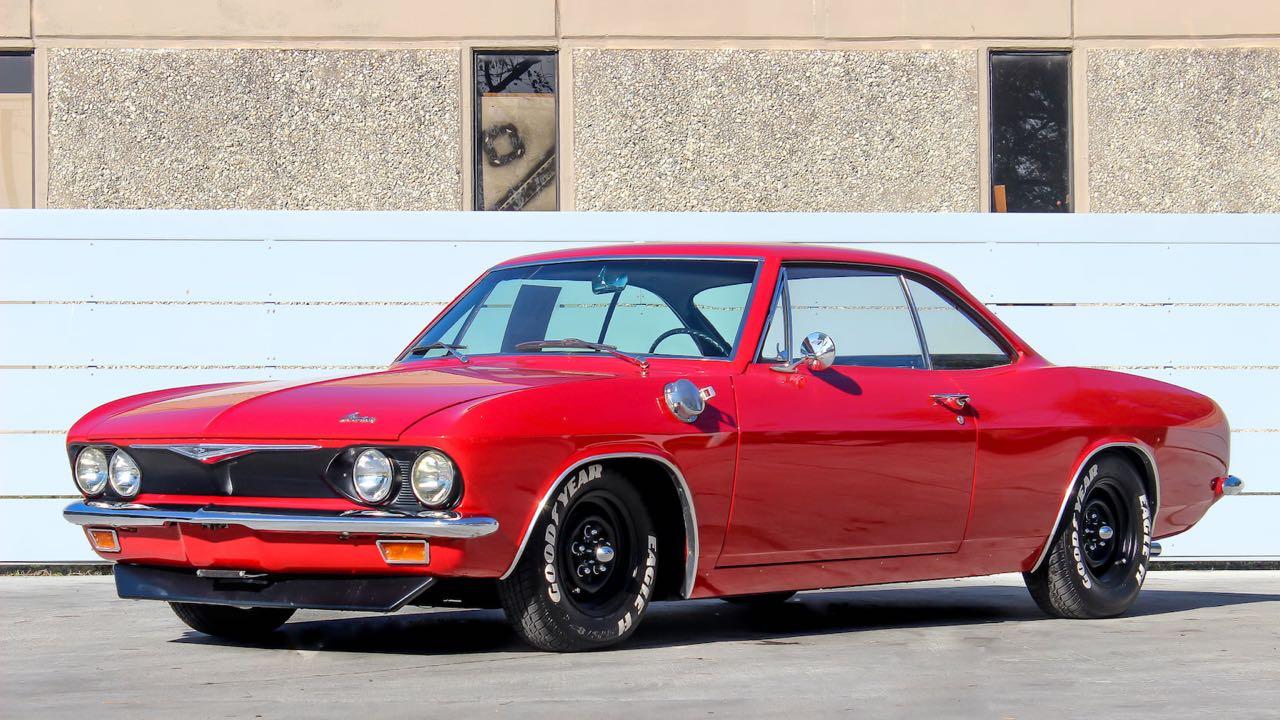 '65 Chevrolet Corvair Monza - Sobre, c'est bien aussi... 67