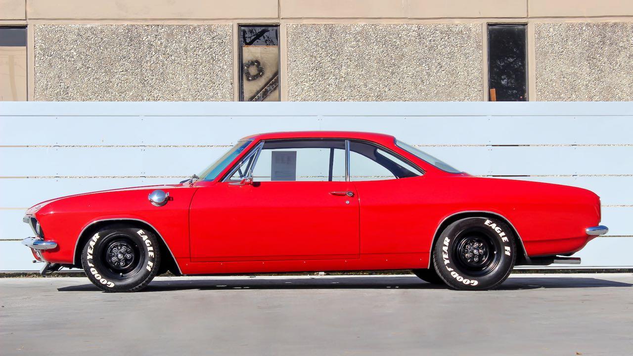 '65 Chevrolet Corvair Monza - Sobre, c'est bien aussi... 2