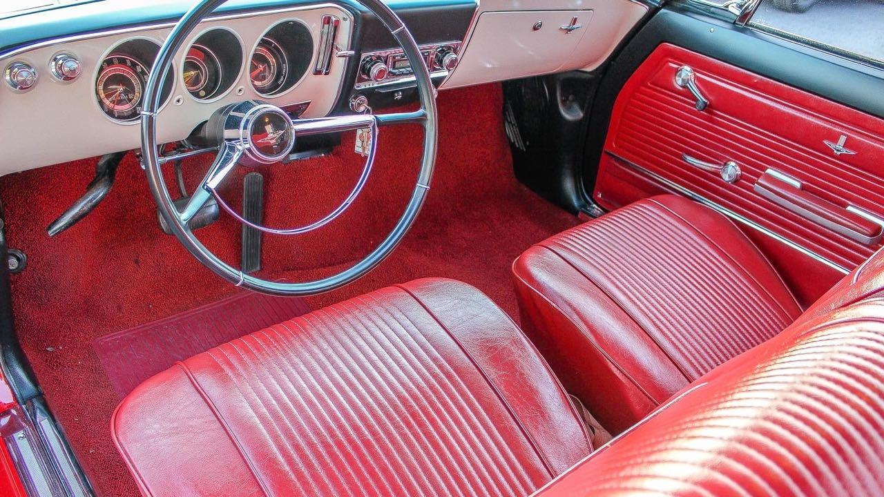 '65 Chevrolet Corvair Monza - Sobre, c'est bien aussi... 64