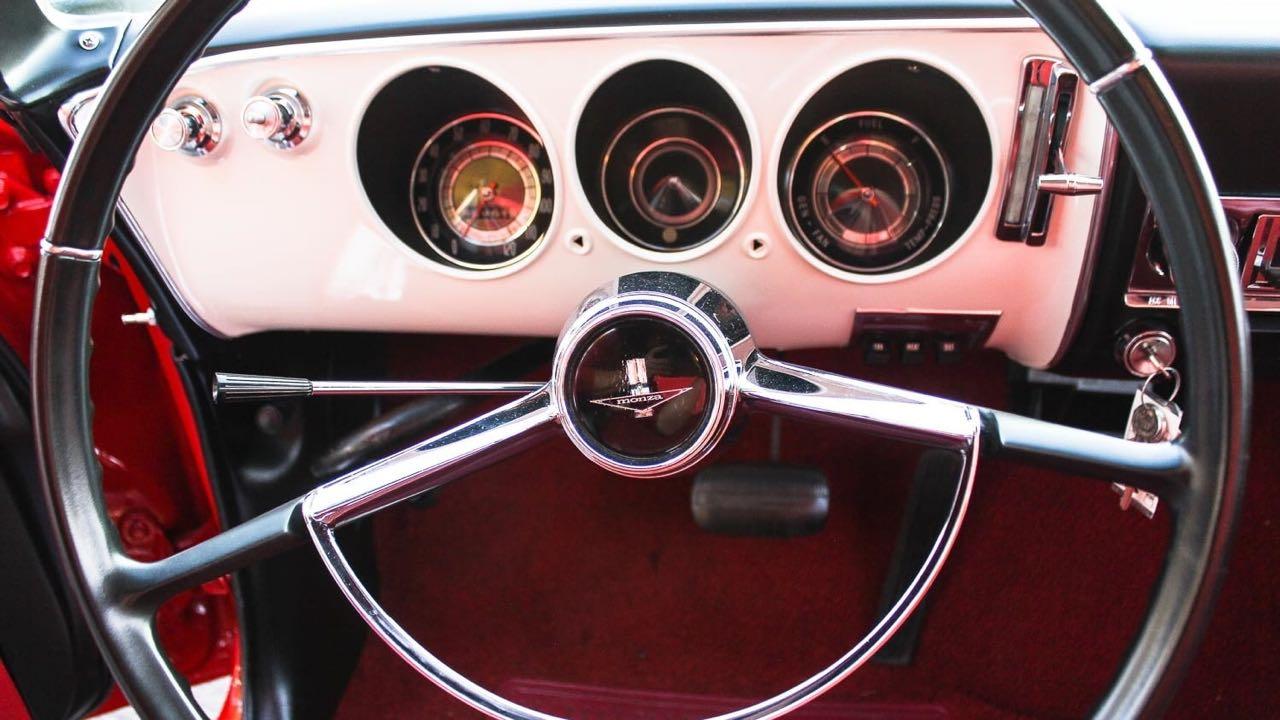 '65 Chevrolet Corvair Monza - Sobre, c'est bien aussi... 65