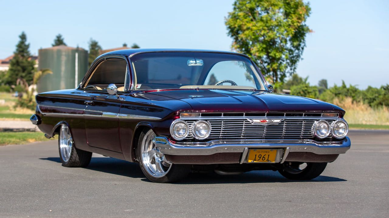 '61 Chevrolet Impala Custom... West Coast ! 14
