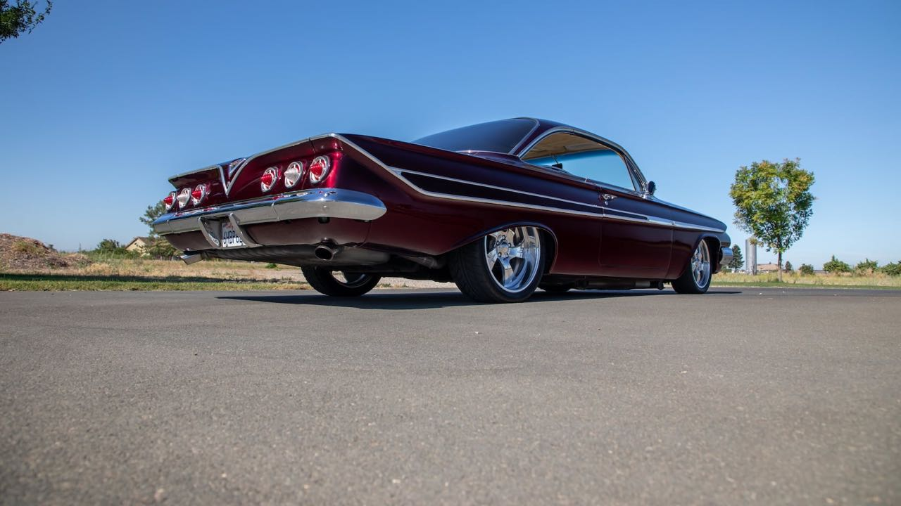 '61 Chevrolet Impala Custom... West Coast ! 9