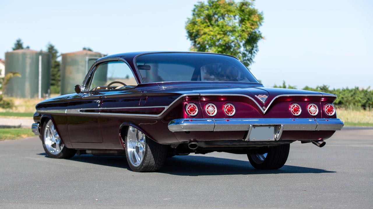 '61 Chevrolet Impala Custom... West Coast ! 3