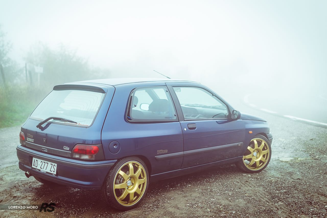 Clio Williams... La reine des Gti ! 1