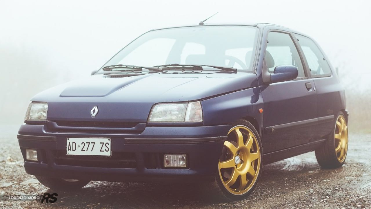 Clio Williams... La reine des Gti ! 4