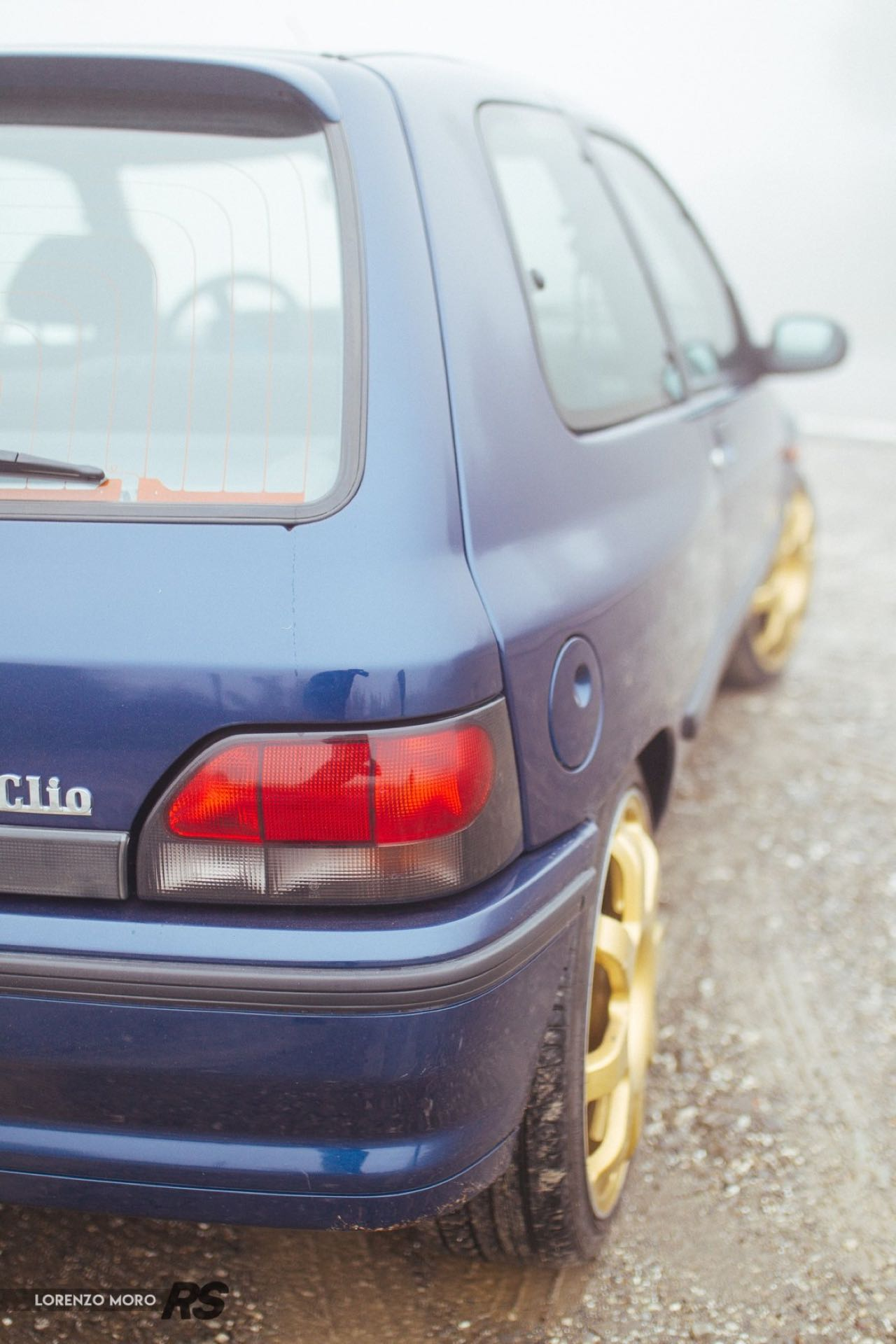 Clio Williams... La reine des Gti ! 7