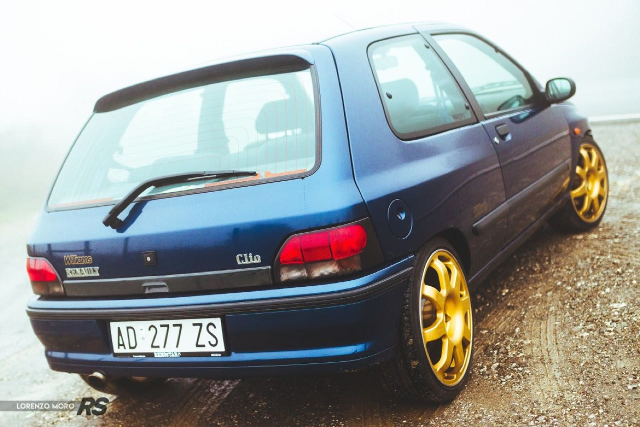 Clio Williams... La reine des Gti ! 3