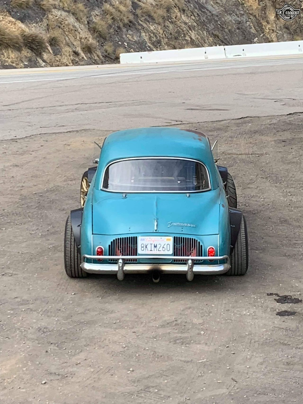 Renault Dauphine VR6 - French Touch in the U.S.A. ! 47