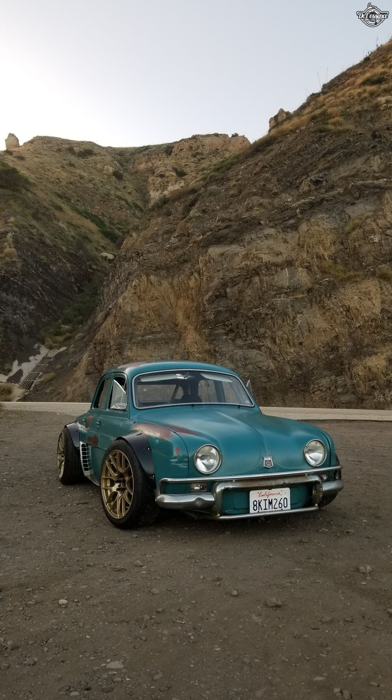 Renault Dauphine VR6 - French Touch in the U.S.A. ! 52