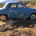 Renault Dauphine VR6 - French Touch in the U.S.A. ! 40