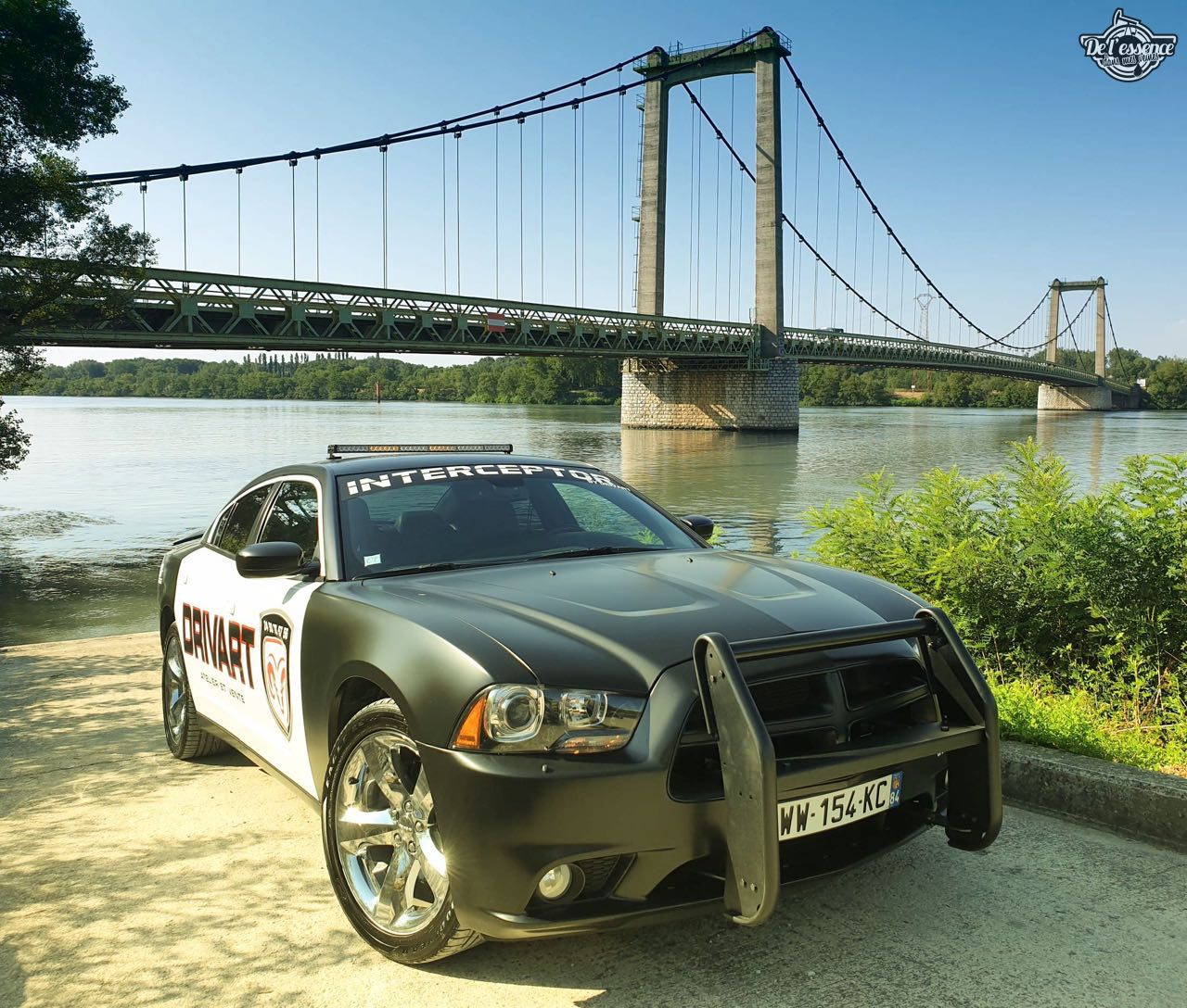 Dodge Charger R/T... Drivart Police Department ! 33
