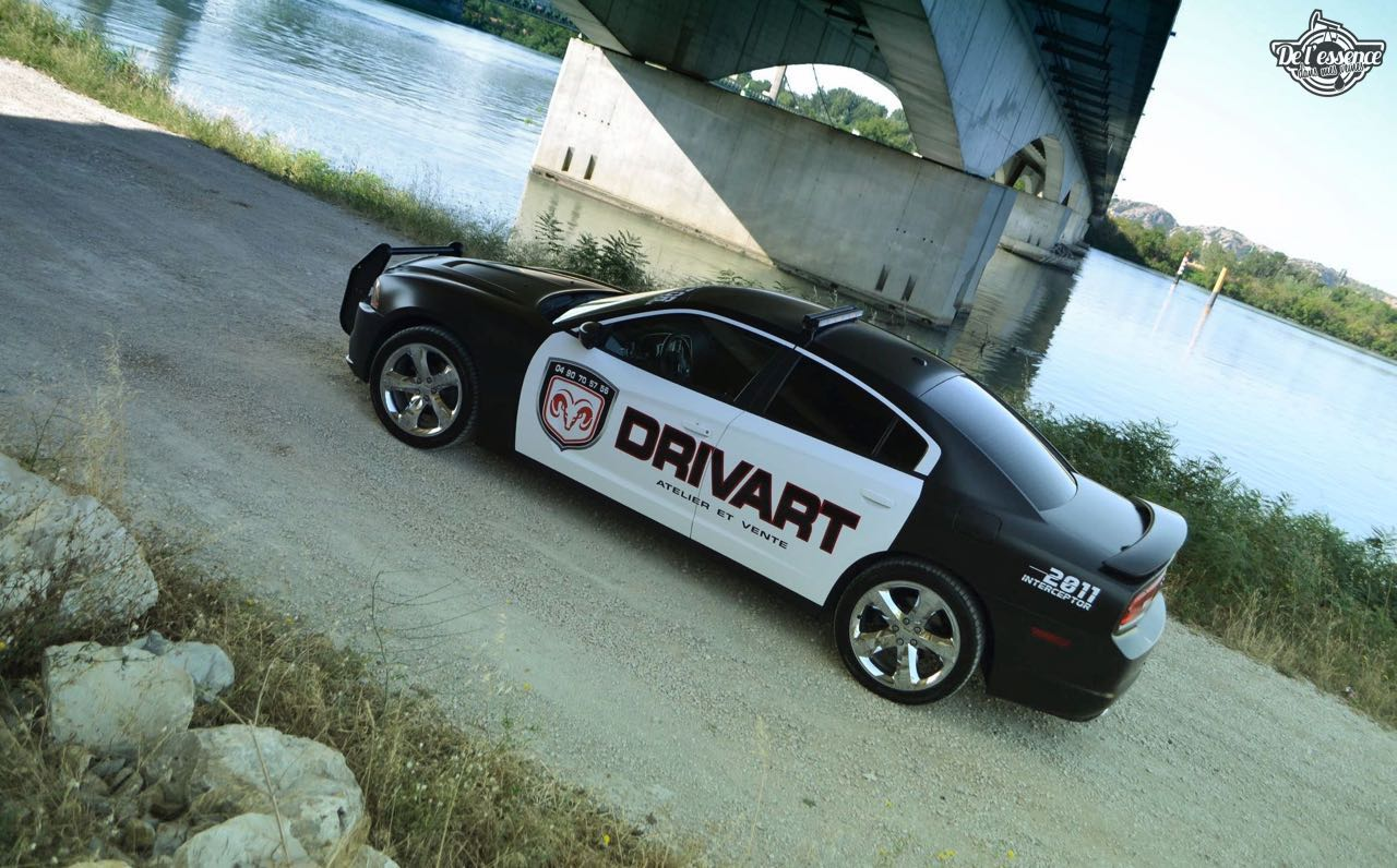 Dodge Charger R/T... Drivart Police Department ! 29