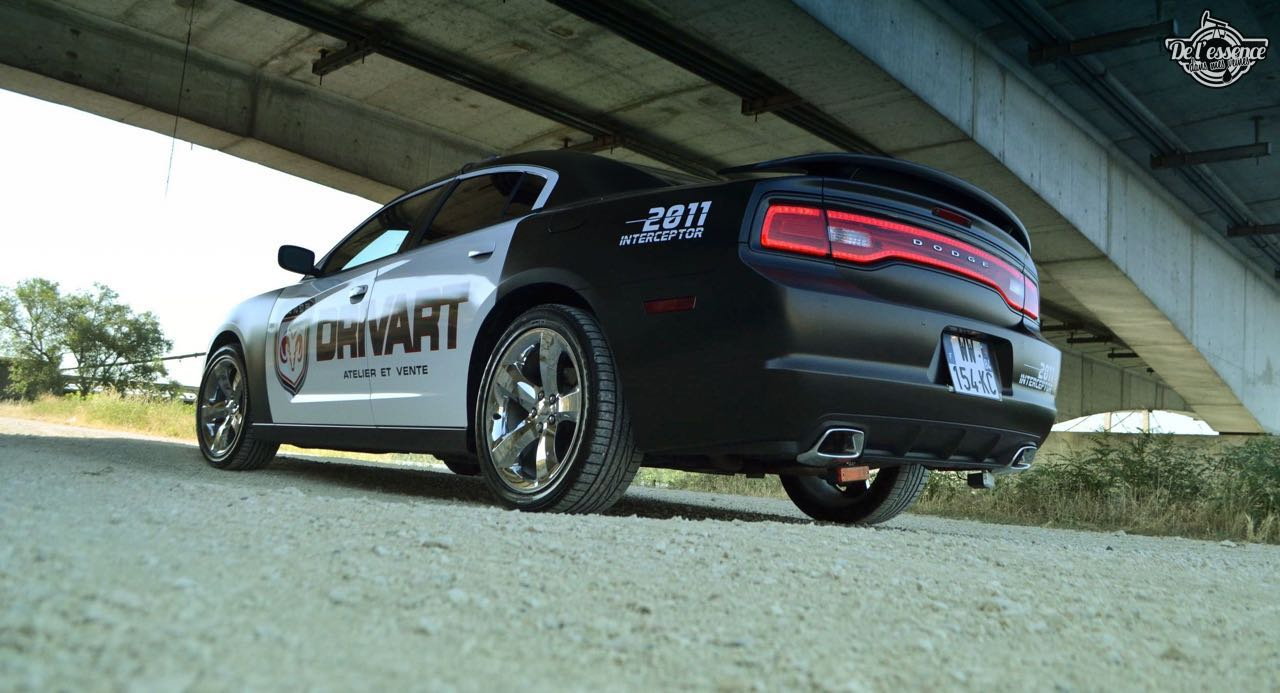 Dodge Charger R/T... Drivart Police Department ! 27
